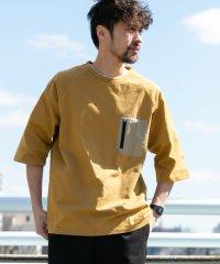 FEELCOOLファスナーポケットTシャツ