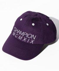 :Champion カラーツイルキャップ