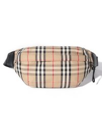 【Burberry】Medium Vintage Check Bonded Cotton Bum Bag
