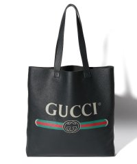 【GUCCI】Gucci Printed Tote Bag