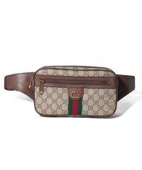 【GUCCI】Ophidia GG Belt Bag M