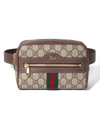 【GUCCI】Ophidia GG Supreme Small Belt Bag