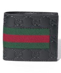 【GUCCI】Gucci Signature Web wallet