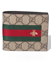 【GUCCI】Online Only Web GG Supreme Wallet