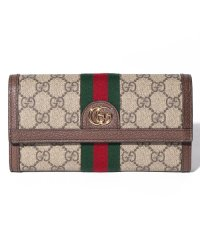【GUCCI】Ophidia GG Continental Wallet