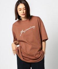 BeginningゆるロゴTシャツ