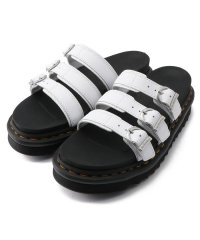 Dr.Martens(ドクターマーチン)BLAIRE SLIDE(White)/No.25456001,25456100