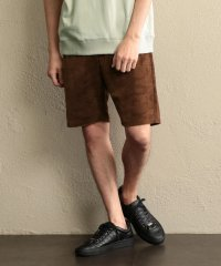 【LOVELESS】MEN カモフラパイルジャガードショートパンツ