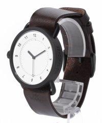 【TID Watches】時計 No.1_40mm WHITE / WALNUT