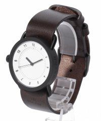 【TID Watches】時計 No.1_36mm WHITE / WALNUT