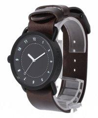【TID Watches】時計 No.1_40mm BLACK / WALNUT