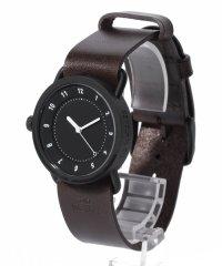 【TID Watches】時計 No.1_36mm BLACK / WALNUT