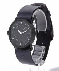 【TID Watches】時計 No.1_36mm BLACK / NAVY