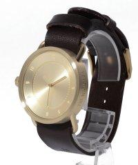【TID Watches】時計 No.1_40mm GOLD / WALNUT