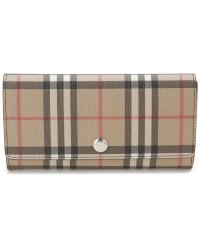 【BURBERRY】CONTINENTAL WALLET