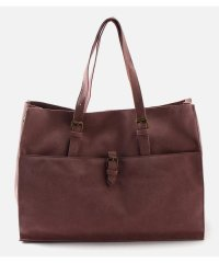 ECO SUEDE BIG TOTEBAG