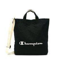 チャンピオン トートバッグ Champion ヒューイ 2WAY ショルダーバッグ 斜めがけバッグ サブバッグ A4 キャンバス 57766