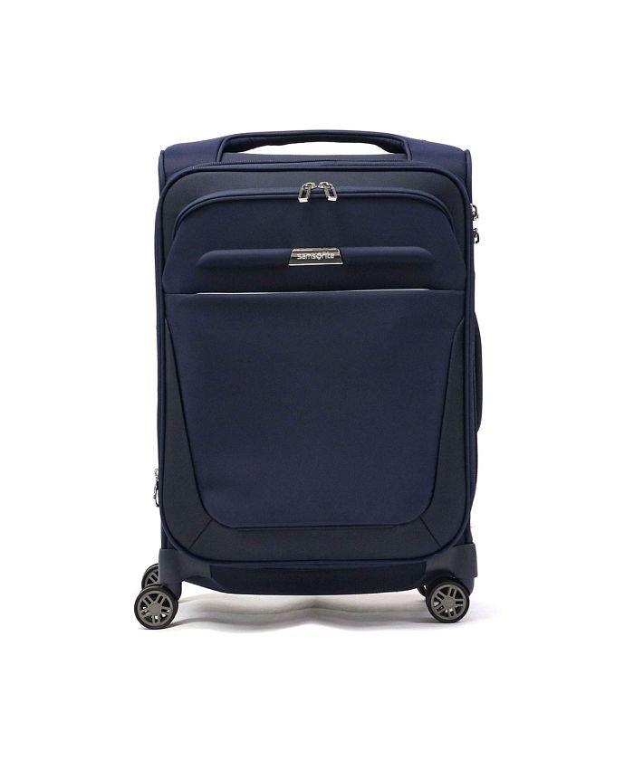 (Samsonite/サムソナイト)【正規品10年保証】サムソナイト スーツケース 機内持ち込み Samsonite キャリーケース B−LITE 4 EXP 38L GM3−001/ユニセックス ネイビー