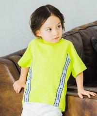 【★CONVERSE】ロゴテープ半袖Tシャツ(90~150cm)