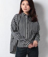 【WAREHOUSE】ストライプシャツ208
