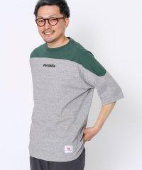 【1M】ドライ天竺フットボールTシャツ