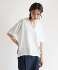 [soeur7] 【手洗い可】スターモチーフカットソー