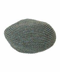 ペーパーコットンベレー帽