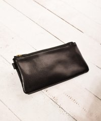 【W】LEATHER POUCH