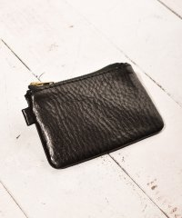 【W】LEATHER COIN CASE