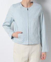 デニムライクジャケット