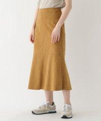 パネルフレアースカート