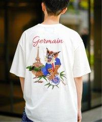 《予約》Paris Saint-Germain / パリサンジェルマン GERMAIN刺繍 スカ Tシャツ