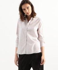 コットン オーバーサイズドシャツ WLC3523