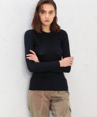 コットンリブ クルーネックTシャツ WNL3251