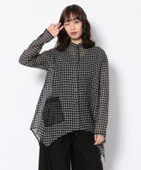 【別注】ADDICT NOIR/アディクト ノアー/チャックシャツ
