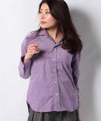 【WAREHOUSE】ライトコールシャツ