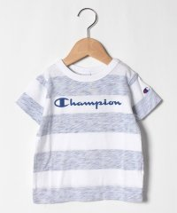 【Champion】BORDER T-SHIRT