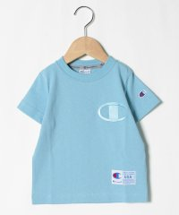 【Champion】BIG-C MARK T-SHIRT(1tone)