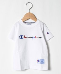 【Champion】MULTI LOGO T-SHIRT