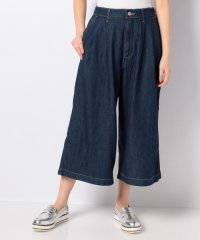 WIDE LEG PLEATED CROP CLOSING TIME