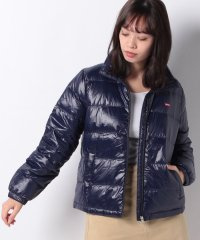 VALERIE DOWN PACKBLE JKT SEA CAPTAIN BLU