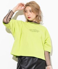 【2点セット】シースルーセットロゴTシャツ