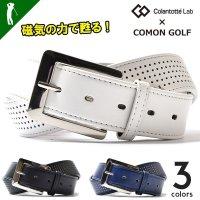 COMON GOLF×ColanTotte(コラントッテ)永久磁石内臓ゴルフベルト(CG-TW19COL)