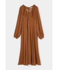 VINTAGE SATIN ドレス