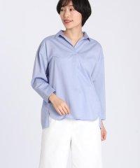 スキッパータックシャツ