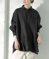【別注】INDIVIDUALIZED SHIRT linen wide shirts