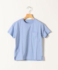 SHIPS any: USAコットン ベーシック ポケット Tシャツ<KIDS>