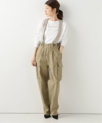 【NIGEL CABOURN】GERMAN ARMY SUSPENDER PANT