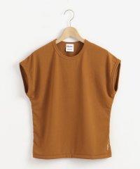 Gymphlex フレンチスリーブクルーネックTシャツ