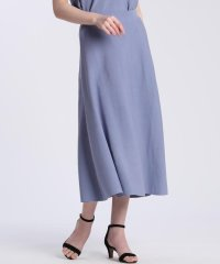 《大きいサイズ》ニットフレアスカート《Maglie par ef-de》